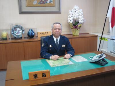 小松署長あいさつ - 石川県警察...